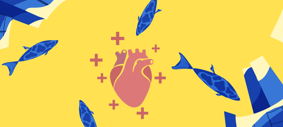 The Benefits of Fish Oil for the Heart