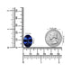15.61ct Oval Tanzanite 17.50x13.55mm