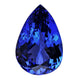 7.29ct Pear Shape Tanzanite 16.03x10.72mm