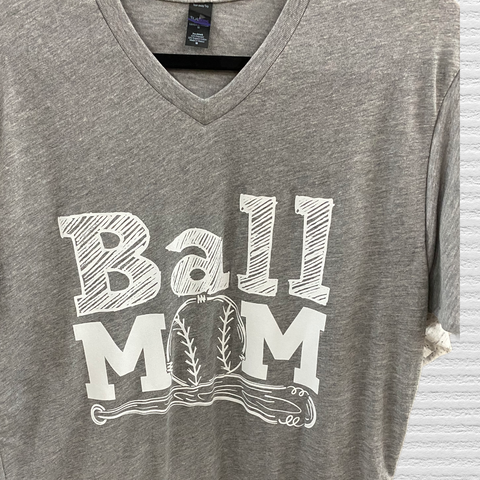 Ball Mom Tshirt
