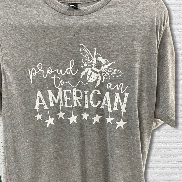 Proud to Be An American Tshirt