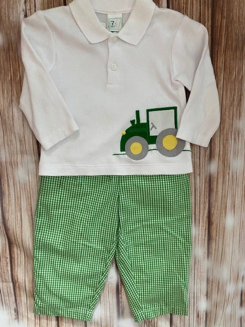 Zubels 2 piece tractor outfit