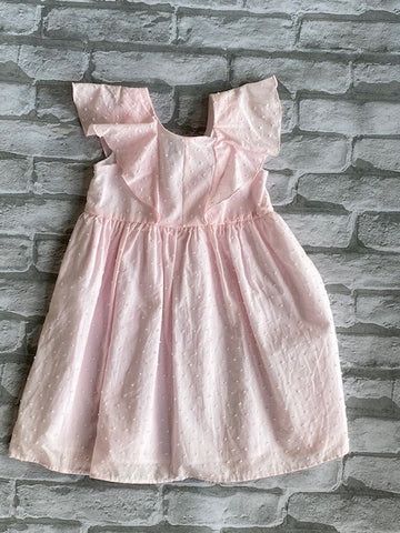 Mabel & Honey Peach Dress