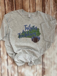 Tailgates and Touchdowns Tshirt