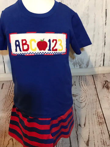Boy's Back to school 2 piece