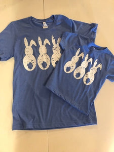 Mommy & Me Bunny Tshirts