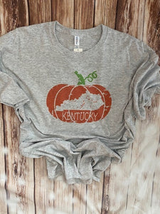 Kentucky Pumpkin Tshirt