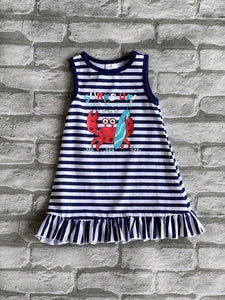 Girl's Crab Dress