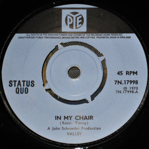 Status Quo - In My Chair