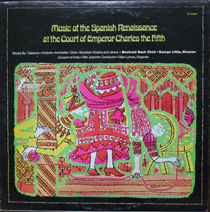 Music Of The Spanish Renaissance At The Court Of Emperor Charles The Fifth
