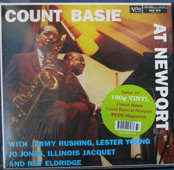 Count Basie - Count Basie At Newport
