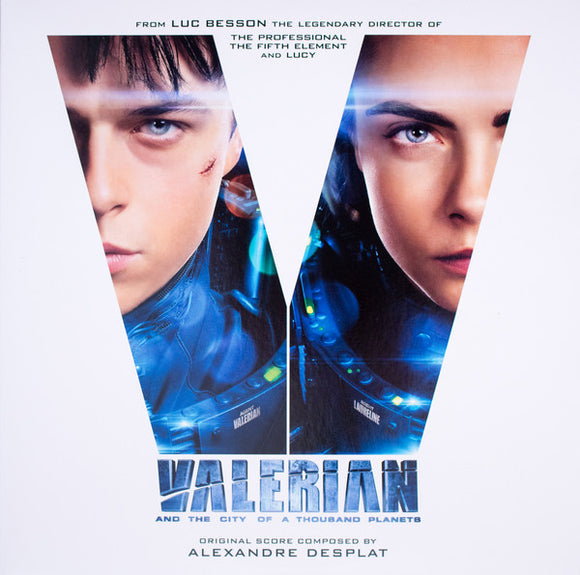 Alexandre Desplat - Valerian And The City Of A Thousand Planets (Original Score)