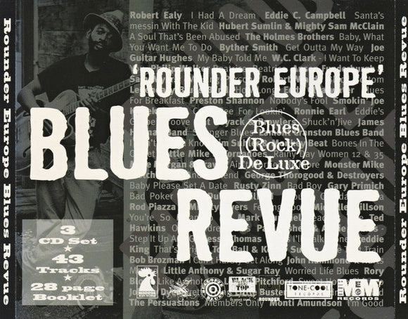 Various - 'Rounder Europe' Blues Revue