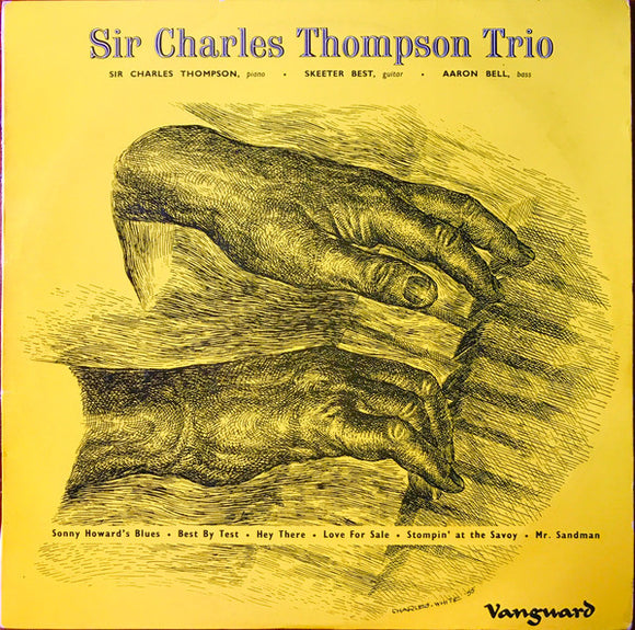 Sir Charles Thompson Trio