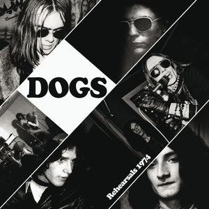 Dogs - Rehearsals 1974