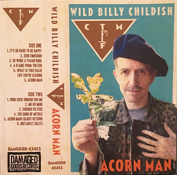 Billy Childish & CTMF - Acorn Man