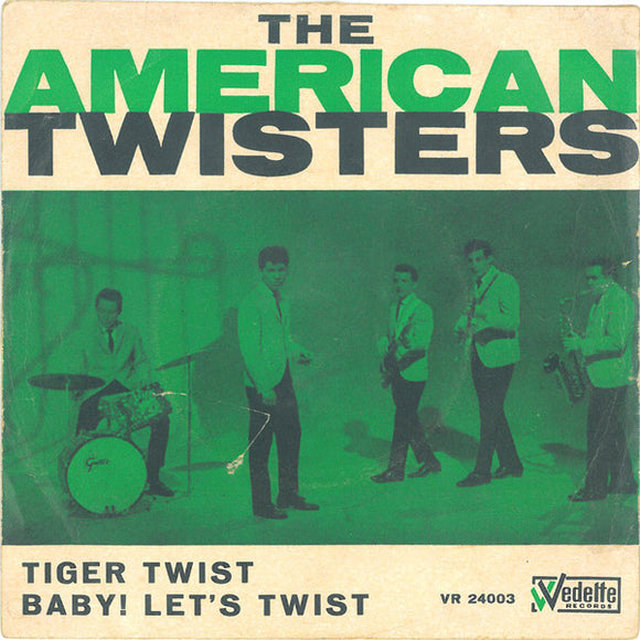 Tiger Twist / Baby! Let's Twist