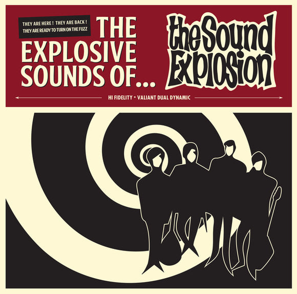 The Explosive Sounds Of......