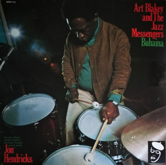 Art Blakey & The Jazz Messengers Guest Artist Jon Hendricks - Buhaina