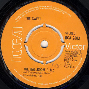 The Ballroom Blitz