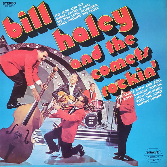 Bill Haley And His Comets - Rockin'