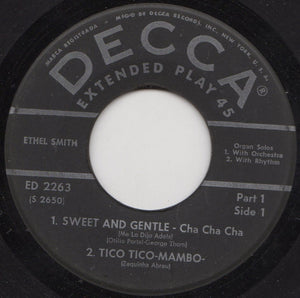 Ethel Smith's Cha-Cha-Cha Album Part 1