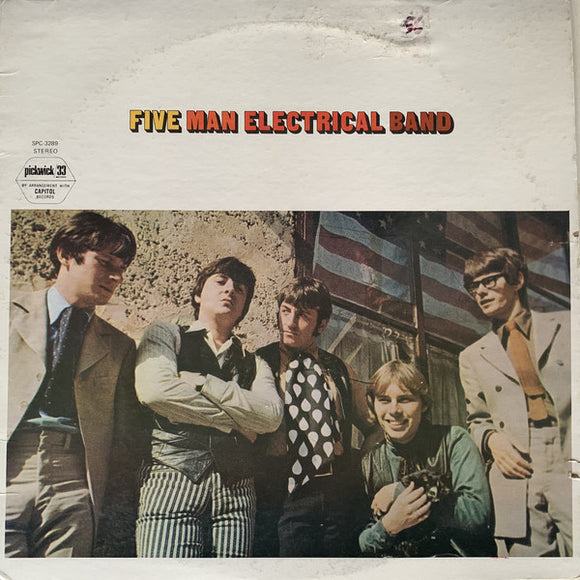 Five Man Electrical Band - Five Man Electrical Band