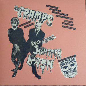 The Cramps - Rock'n'Roll Monster Bash