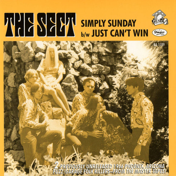 The Sect - Simply Sunday