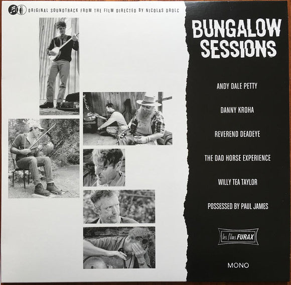 Various - Bungalow Sessions