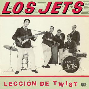 Los Jets - Leccion De Twist