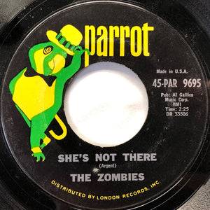 The Zombies - She's Not There