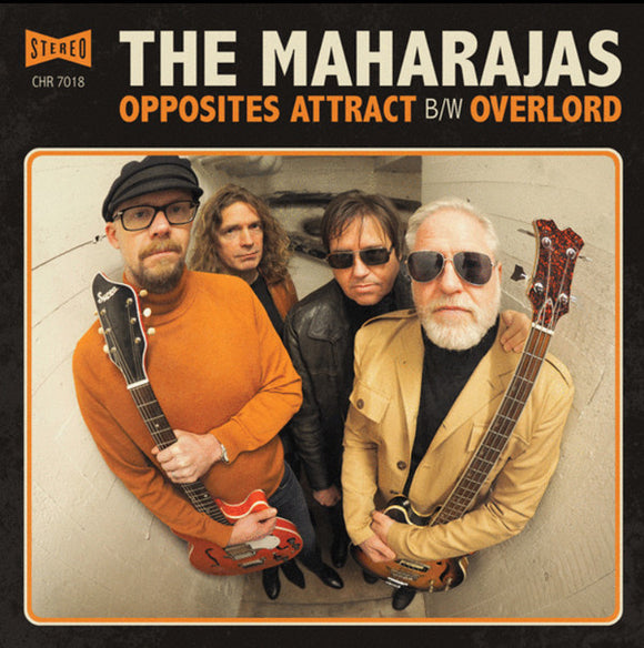 The Maharajas - Opposites Attract
