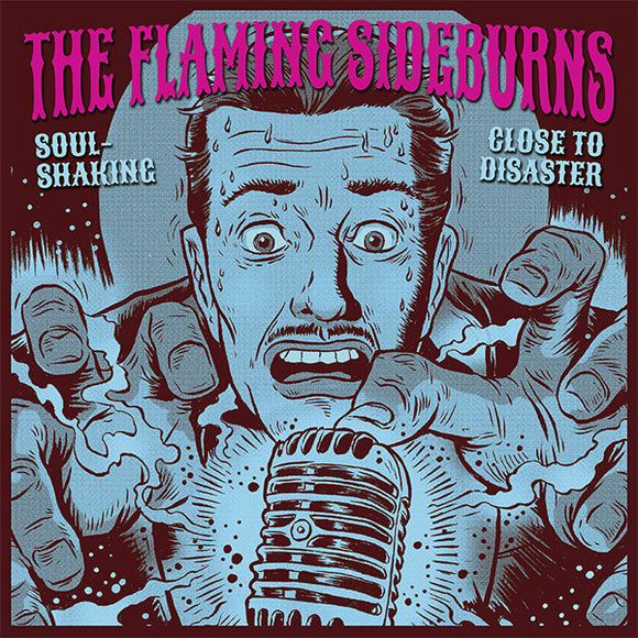 The Flaming Sideburns - Soulshaking