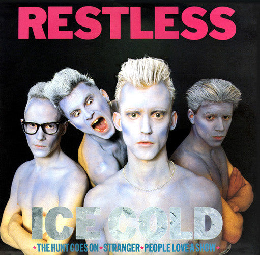 Restless - Ice Cold