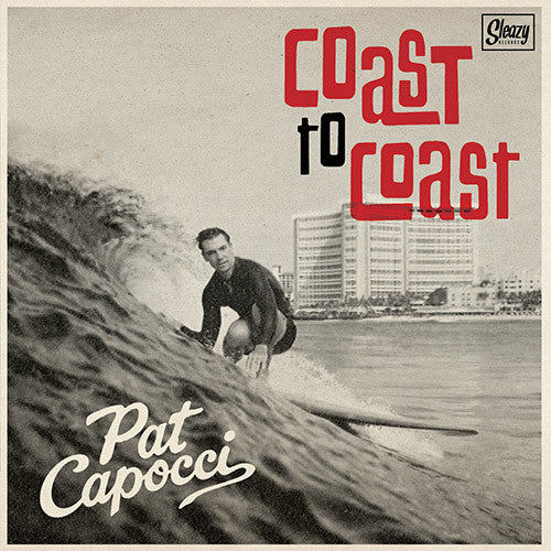 Pat Capocci - Coast To Coast
