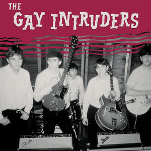 The Gay Intruders - In The Race / It's Not Today