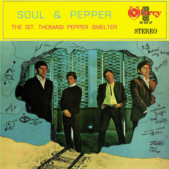 The (St. Thomas) Pepper Smelter - Soul & Pepper