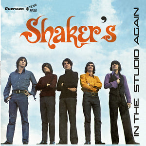 Shaker's - In The Studio Again
