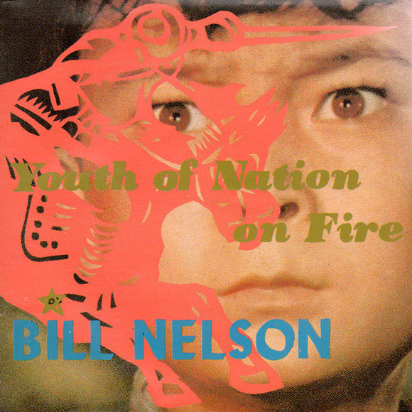 Bill Nelson - Youth Of Nation On Fire