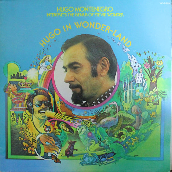 Hugo Montenegro - Hugo In Wonder-Land