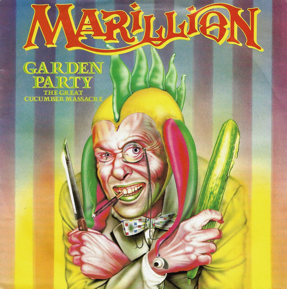 Marillion - Garden Party (The Great Cucumber Massacre)