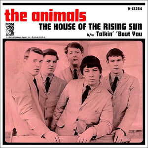 The House Of The Rising Sun / Talkin' 'Bout You