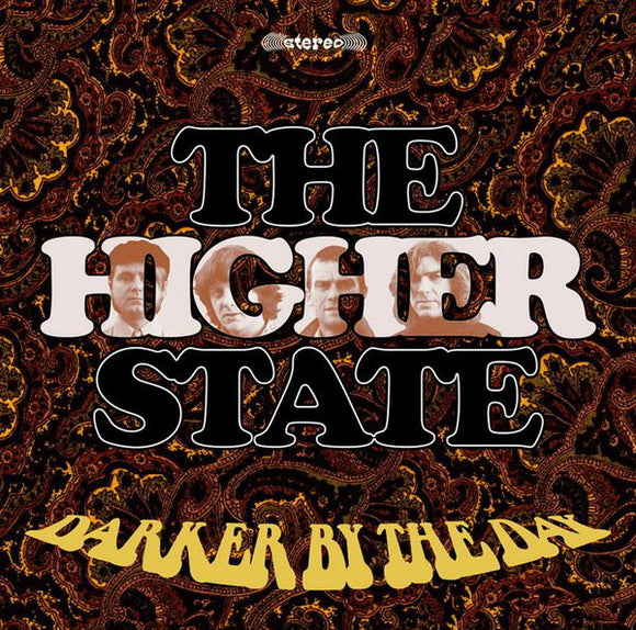 The Higher State - Darker By The Day