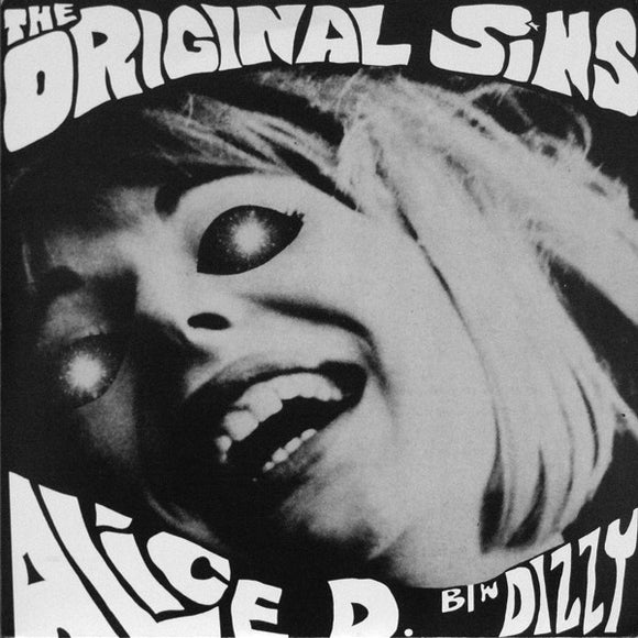 The Original Sins - Alice D.
