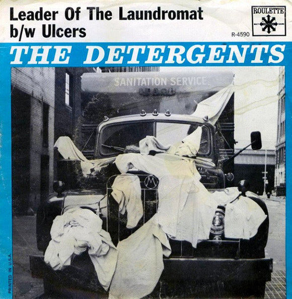 The Detergents - Leader Of The Laundromat / Ulcers