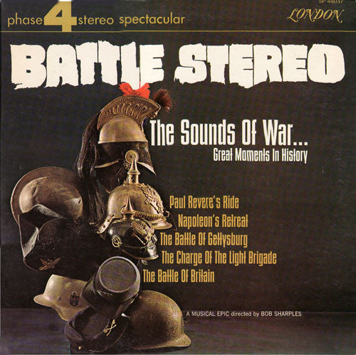 Battle Stereo, The Sounds Of War, Great Moments In History