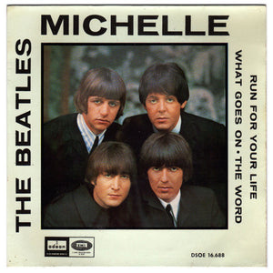 The Beatles - Michelle