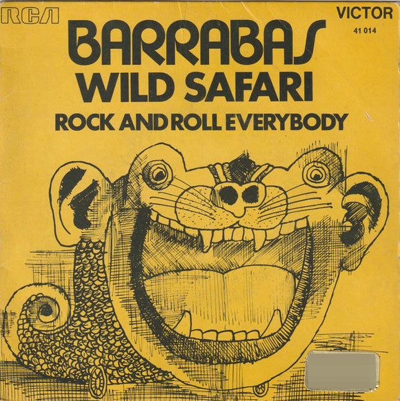 Barrabas - Wild Safari