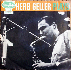 Herb Geller - Herb Geller Plays
